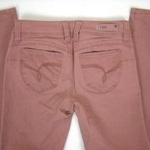 YMI WANNA BETTA BUTT Ripped Jeans Size 5